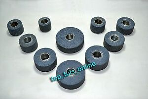 Sioux Valve Seat Grinding Stone Set 10 Pcs 25 Mm To 50 Mm