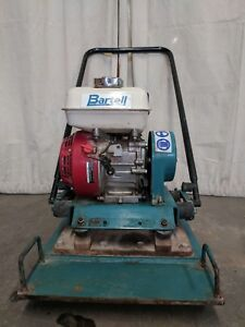 Hoc Bartell 18 Inch Plate Compactor Tamper 90 Day Warranty Free Shipping