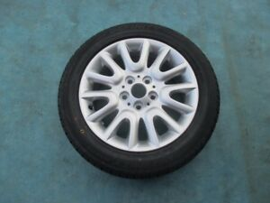 16 Mini Cooper F55 F56 F57 Spare Wheel Rim Tire