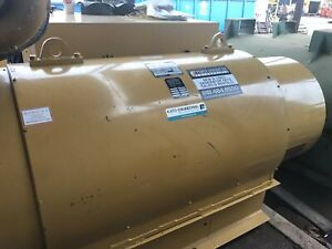 Kato 1500kw 60hz 480v 1800rpm Continuous Rated Generator End