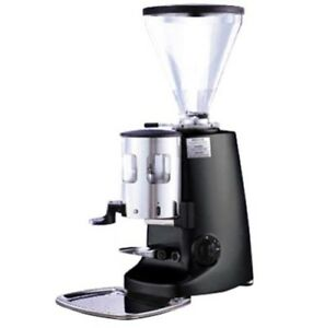 Mazzer Super Jolly Timer Espresso Grinder Black new Authorized Seller