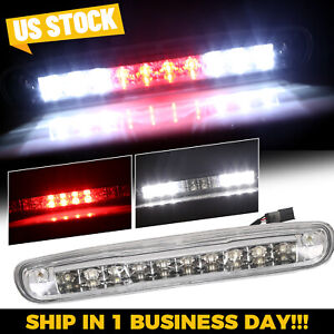 For 07 13 Chevy Silverado Gmc Sierra 3rd Third Stop Brake Cargo Led Light Lamp