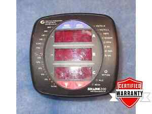 Shark 200 60 10 v4 d2 ro1s x Multifunction Power And Energy Meter 1 Yearwarranty