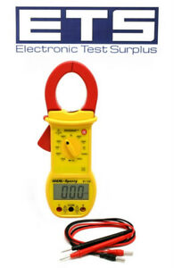 Ideal Sperry 61 720 Digi Snap Clamping Dmm Multimeter