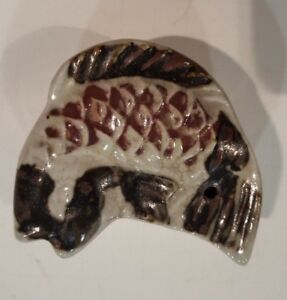 Fine Antique Chinese Or Korean Fish Koi Water Dropper