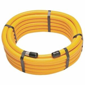 Pro flex Pfct 3425 Coil Corrugated Stainless Steel Hose 3 4 X 25