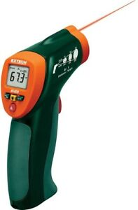 Infrared Thermometer Laser Temperature Gun Non Contact Electronic Ir Test Meter