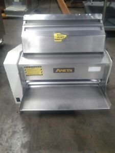 Anets Sdr 42 Front Operated Double Pass 20 Dough Roller Sheeter