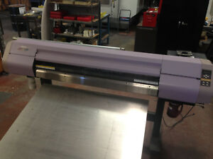 Mimaki Jv4 130 Plotter Printer