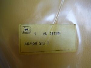 John Deere Seat Cushion no Longer Available From Deere Al18633