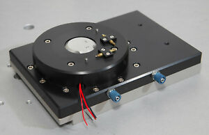 Peltier Thermoelectric Cold Plate W Water Cooled Base And Monitoring Thermistor