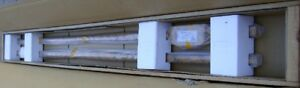 Qty 2 Of Thk Nsr20tbazuu 1600mm Sgx 2 Slide Rails 4liner Bearing Assembly