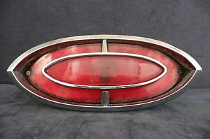 1962 Oldsmobile 88 Dynamic Holiday Tail Light Old18