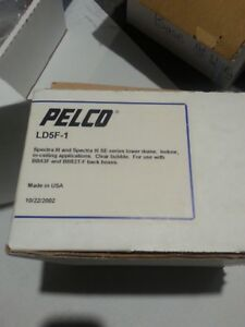 Pelco Ld5f 1 Clear Dome