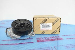 Genuine Toyota Scion Corolla Matrix Xd Water Pump 16100 39466 Oem