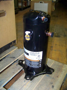 Emerson Copeland Scroll A c Compressor 208 230v 1 Ph 60 Hz R410a Zp34k5epfv800