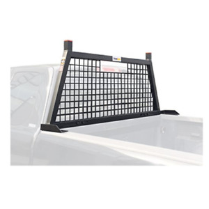 Pickup Truck Headache Rack Cab Rear Window Protector Steel Cage Guard For Chevy