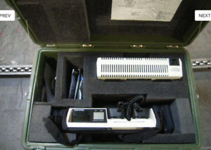 Physio Control Lifepak 10 Monitor With Paddles Ac Power Supply Case