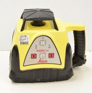 66821 Leica Rugby 100 Rotating Laser Level