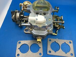 Carburetor Carb Carby 2 Barrel Fit Jeep Bbd 6 Cylinder engine 4 2 L 258 Cu Amc