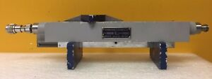 Prd 215 a 1 To 4 Ghz 3 8 50 Ohms Ug 23 u Coax Slotted Line Stand Tested
