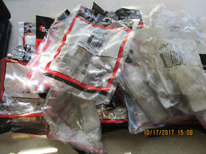 Lot Of 14 Truck lite 19206 19206 3 Clear Utility Lamps Nos