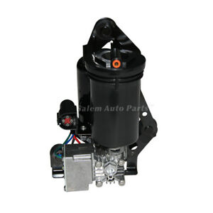 Air Compressor Pump For 03 11 Lincoln Town Car Ford Crown Victoria W dryer