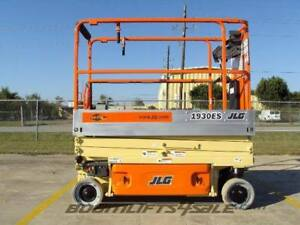 Jlg 1930 Lift Scissor Lift 25 Working Height refurbished Warranty