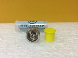 Maury Microwave Mmc 2515b Dc To 18 Ghz 50 Ohm N m Coaxial Termination New