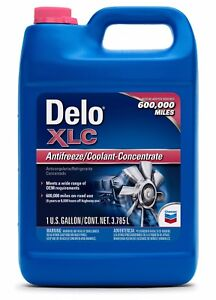 Delo Xlc Nitrate Free Antifreeze coolant Concentrate 4 Gallons