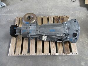 2010 2011 Mercedes W164 Ml350 Rwd Automatic Transmission With Torque Converter