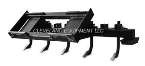New 84 Ripper Scarifier Attachment Skid Steer Track Loader Tiller Cultivator 7