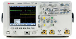Agilent Keysight Dso6012a Digital Oscilloscope 100 Mhz 2 Channels