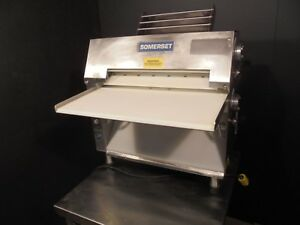 Dough Roller Sheeter Pizza Dough Roller Somerset Cdr 2000