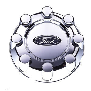 2008 2010 Ford F250 F350 Super Duty Front Or Rear Wheel Center Cap Hub Cover Oem
