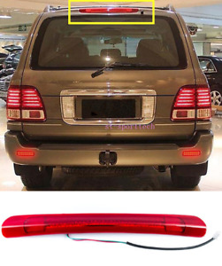 Fit For Toyota Land Cruiser Lexus Lx470 High Mount Third Brake Tail Light Lamp
