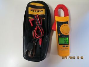 Fluke 902 True Rms Hvac Clamp Meter In Very Good Condition