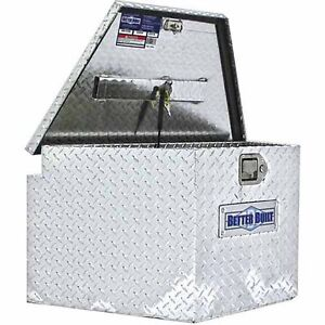 Better Built Trailer Tongue Tool Box Short 34 l X 19 w X 18 h free Shipping