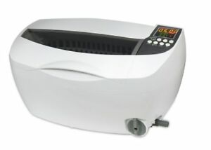 Isonic P4830 saa Commercial Ultrasonic Cleaner 3l White Color Plastic Basket