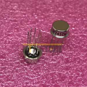 50pcs Lm741ch New Best Offer Ic Opamp Gp 1 5mhz To99 8