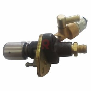 Fuel Injector Pump With Solenoid For Yanmar Diesel Engine L100 186f 10hp