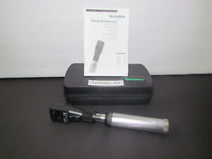 Welch Allyn 3 5v Streak Retinoscope Head With Custom Dry Handle 18240