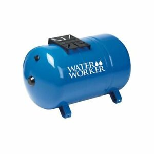 Water Worker Ht20hb Horizontal Pressure Well Tank 20 Gallon Capacity