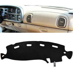 Dashmat For Dodge Ram 1500 2500 3500 1998 2001 Dash Cover Carpet Dashboard Mat