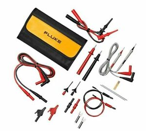 Fluke Tlk287 Electronics Master Test Lead Probe Set Tlk 287