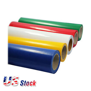 Usa Black 20 X 21 Yard Roll Pvc Pet Digital Heat Press Transfer Vinyl Film