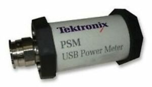 Tektronix Psm5320 Usb Power Meter avg peak pulse Profiling 50mhz To 18 6ghz