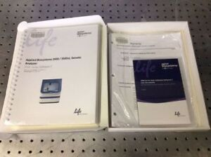 Abi 3500 And 3500xl Dna Sequencer Data Collection Software