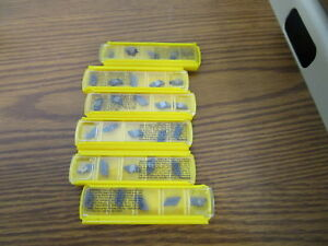 30 New Kennametal Carbide Inserts Ng2125l Kc5010 Top Notch Inserts