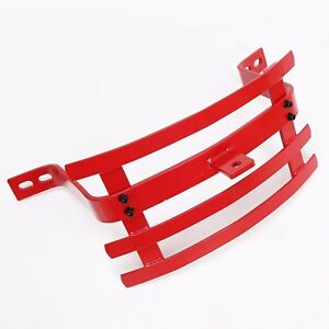 311541hd Red Bumper Massey Ferguson Ford 2n 8n 9n 600 800 2000 3000 To20 To30